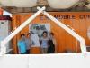 personale in partenza per Lampedusa
