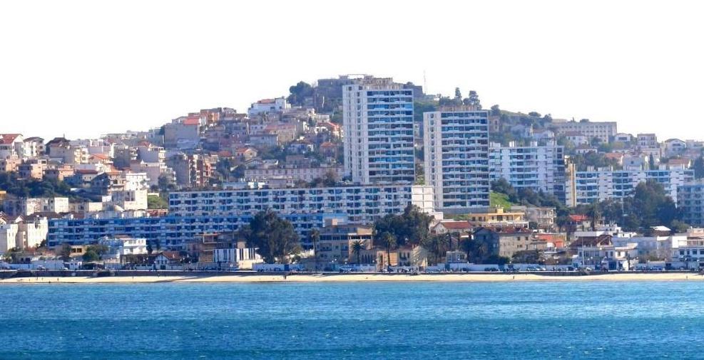 Città di Annaba, panorama