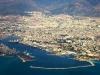 Città di Annaba, panorama del porto