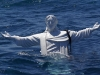 il cristo tra i flutti