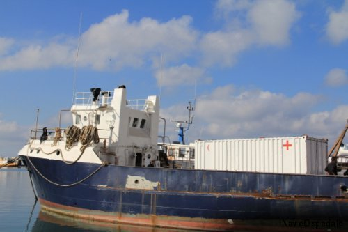 container a bordo