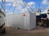 preparazione container per l'imbarco