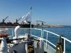 in prossimità del porto di Nador