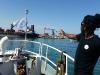 ingresso nel porto di Nador