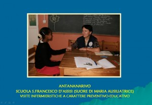scuola san francesco d'Assisi antananarivo