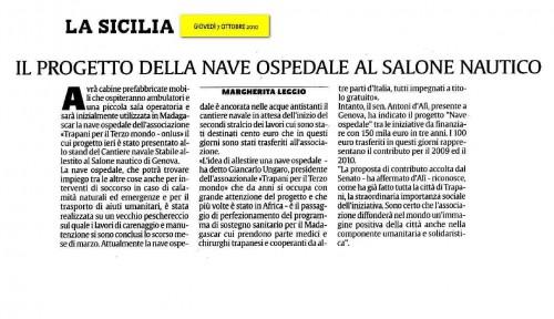 LASICILIA 2010-10-07