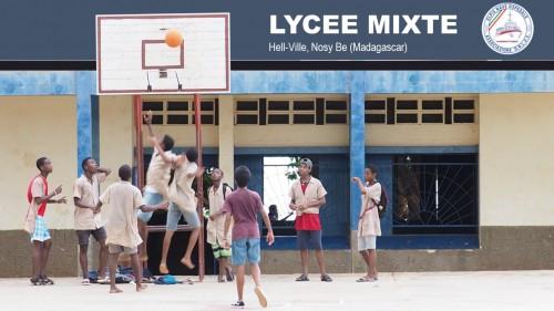 Lycée Mixte - Copertina